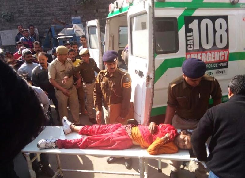Mandi Bus Accident 1