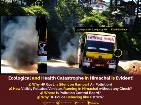 Save Shimla 1