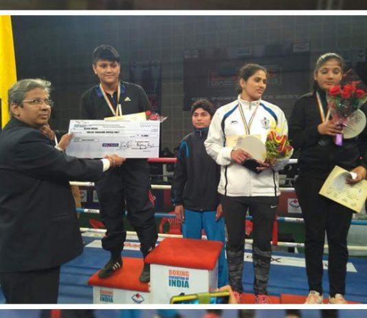 shashi-negi-of-dunni-village-kinnaur-won-silver-medal-womens-senior-national-championship