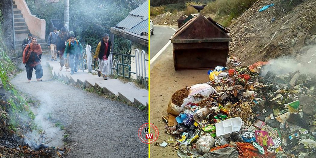 shimla-garbage-burning-mc-shimla-1050x525