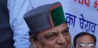HP-Minister Dhani Ram Shandil
