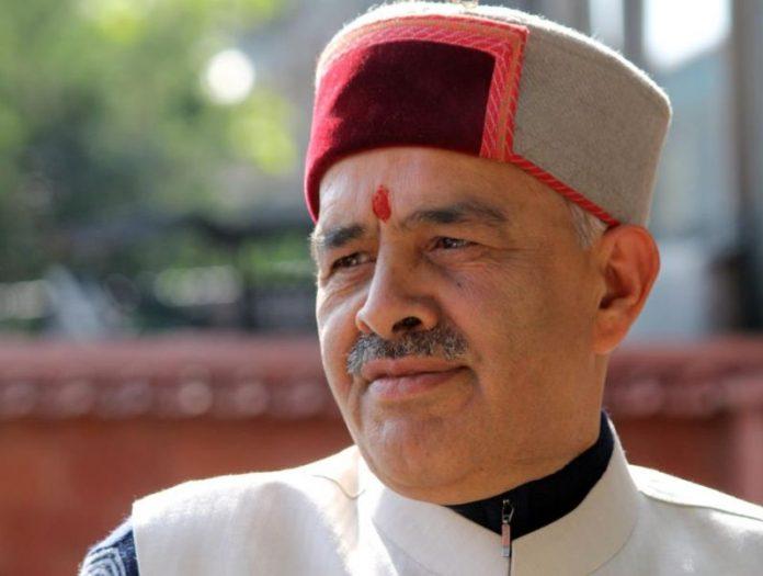 Himachal BJP Vice President Ganesh Dutt