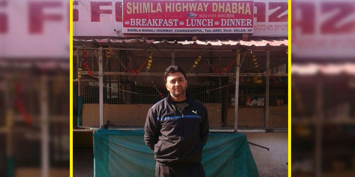 Shimla Highway Dhaba