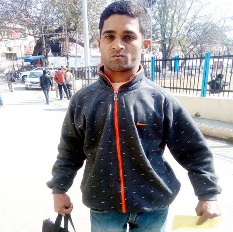 disabled nazim khan Nahan