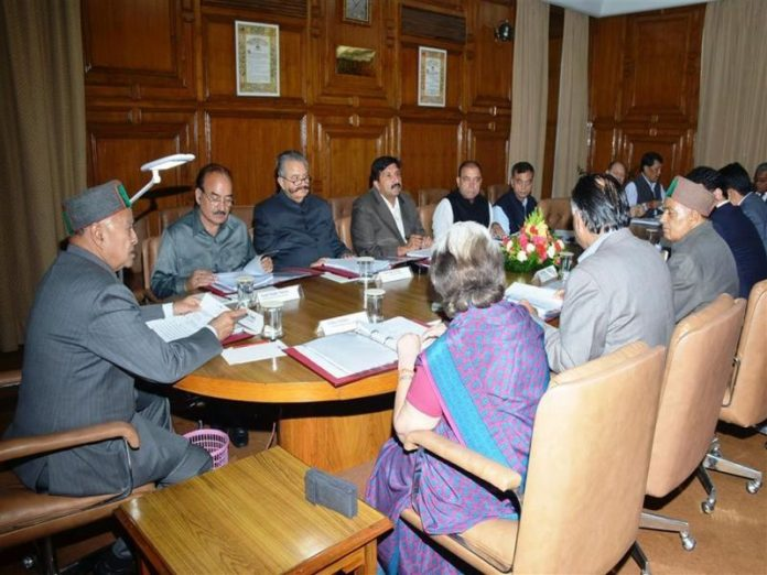 hp-govt-cabinet-meeting-2017