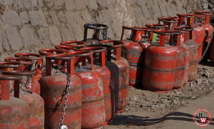 Domestic lpg cylinder in himachal