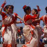 Cultural-Dance-Perfomance-at-Ridge-Shimla