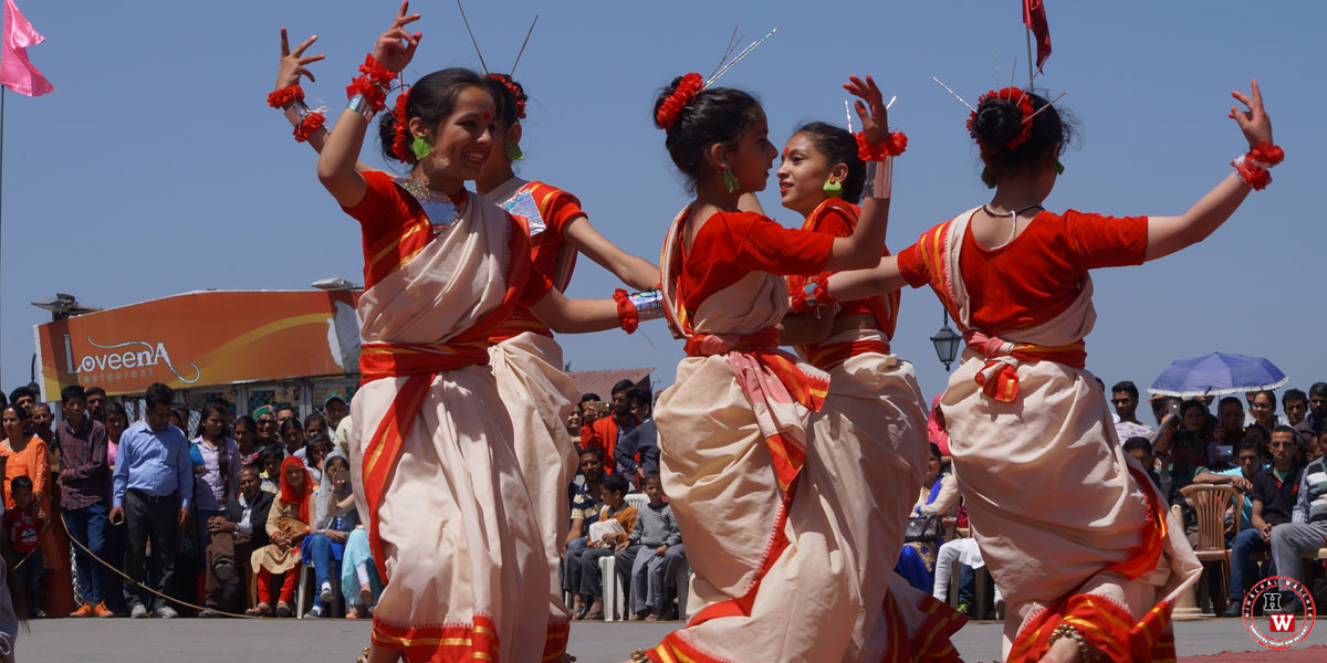 Cultural-Dance-Perfomance-at-Ridge-Shimla