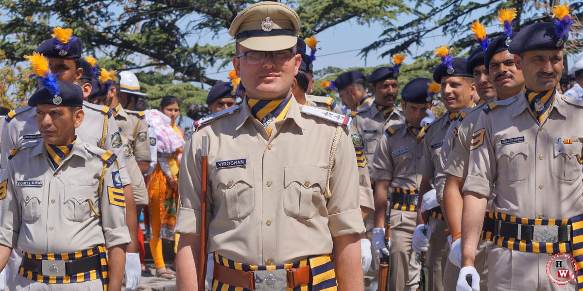 SI-Virochan-Negi.Shimla-Police