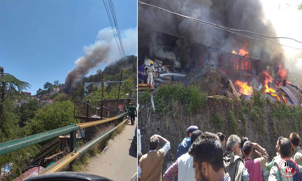 Shimla-Lakkar-Bazar-Fire