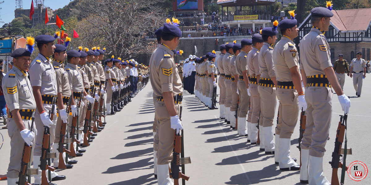 Shimla-Police-Uniform
