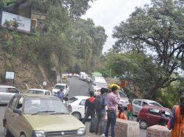 Shimla-Traffic-Jam