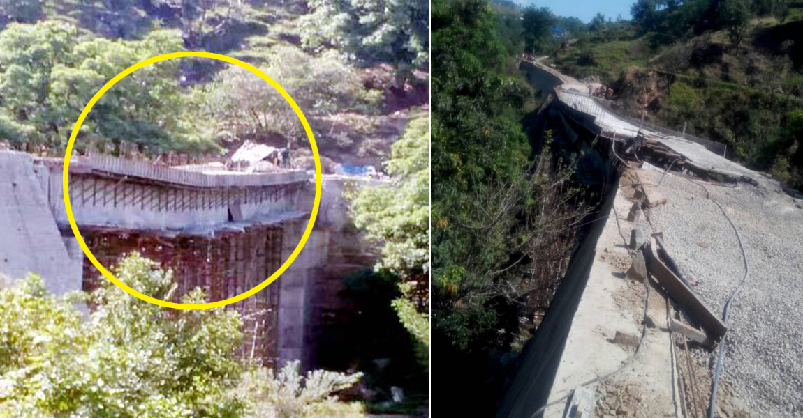 sundernagar-bridge-collapse-himachal-in-one-day