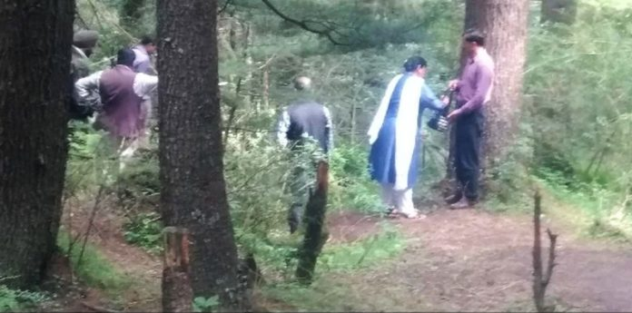 Cbi Team recreate gudiya rapecase investigation