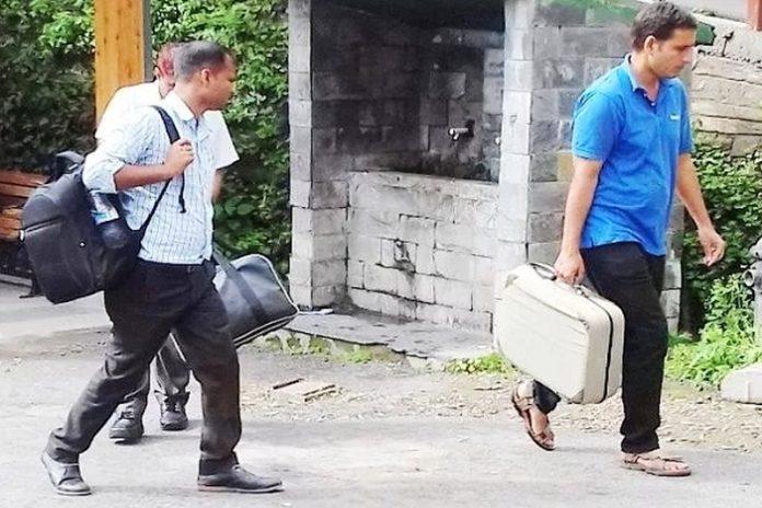 Cbi to visit kotkhai for crime spot