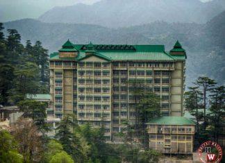 Himachal Pradesh High Court Building