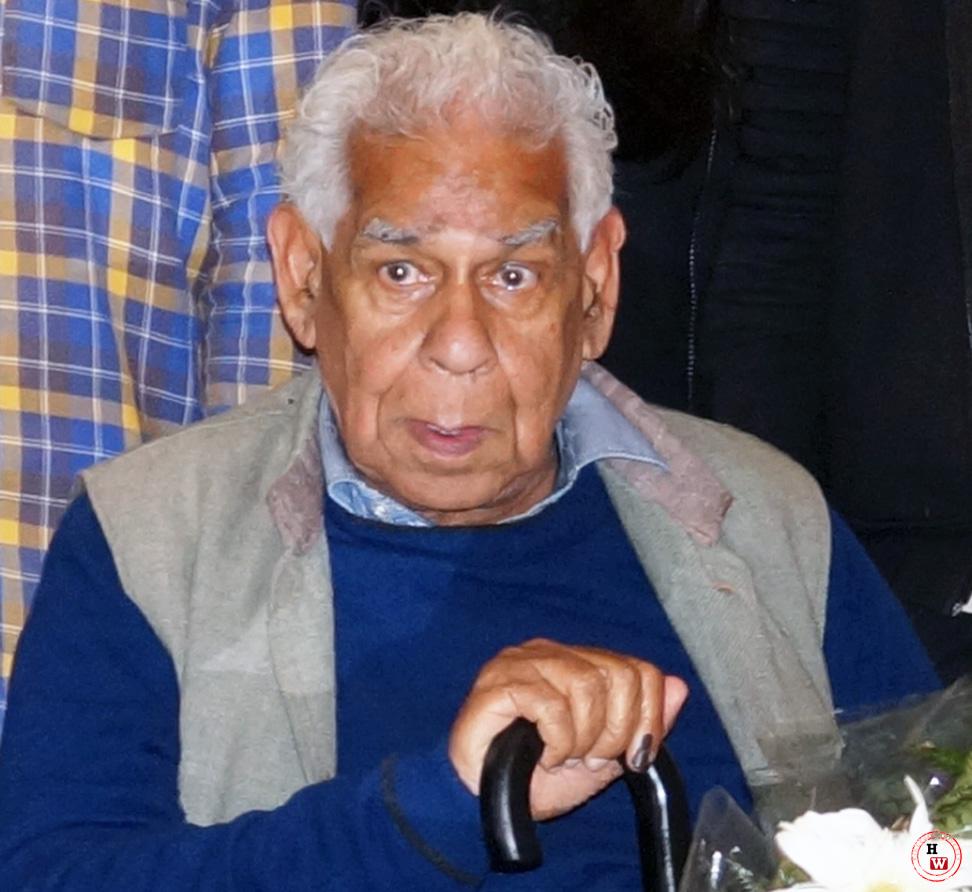 Veteran journalist Ravinder Randev dies