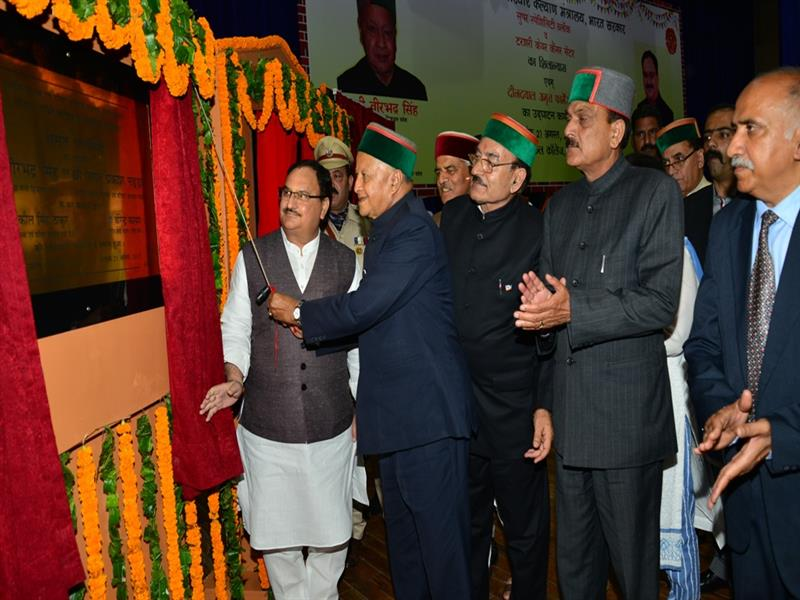 Shimla Amrit Pharmacy inaugurated