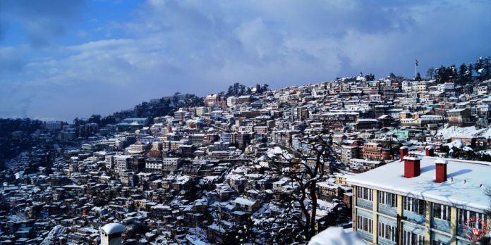 smart shimla city mission