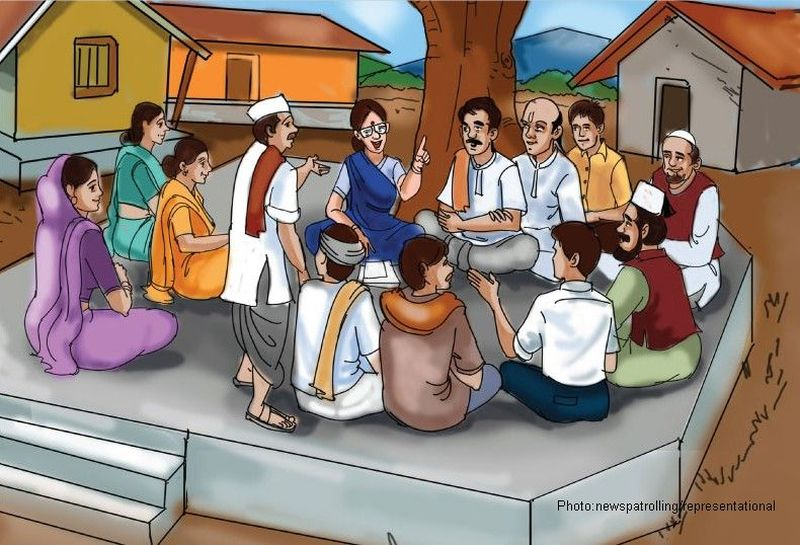 Gram panchayat bagaila karsog himachal