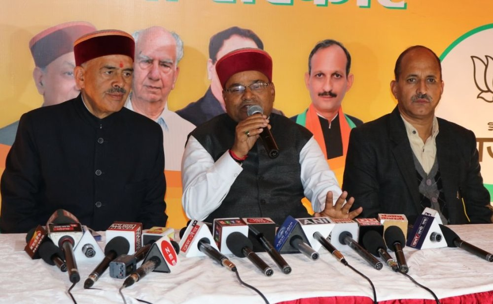 HP elections thawar chand gehlot