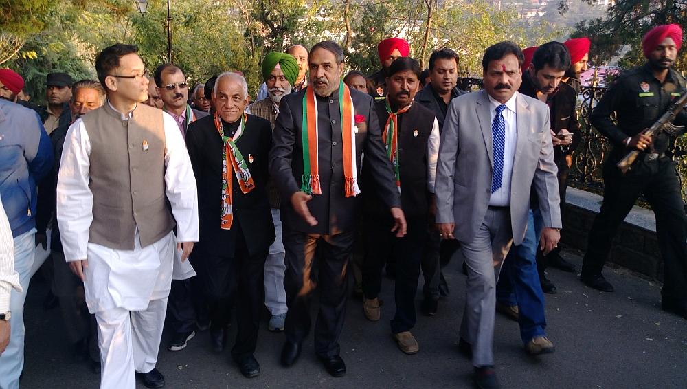 harbhajan singh bhajji congress