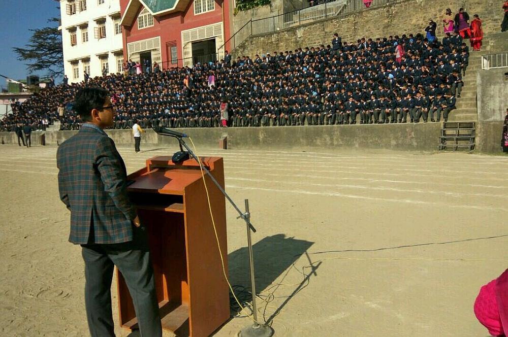 DC Shimla Rohan Chand thakur