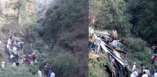 HRTC-bus-accident-on-Theog-Chhaila-Road