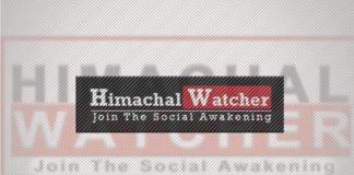 Himachal Watcher News Service For Himachal Pradesh