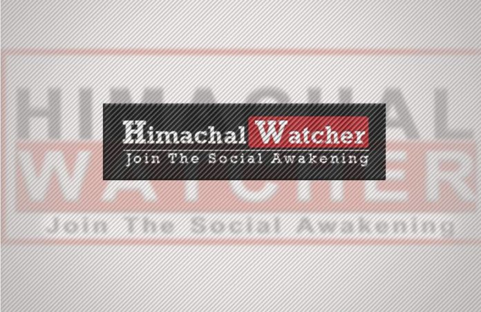 Himachal Watcher News Service For Himachal Pradesh