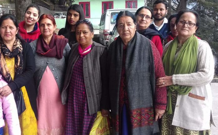 Congress Committee Shimla (Woman)