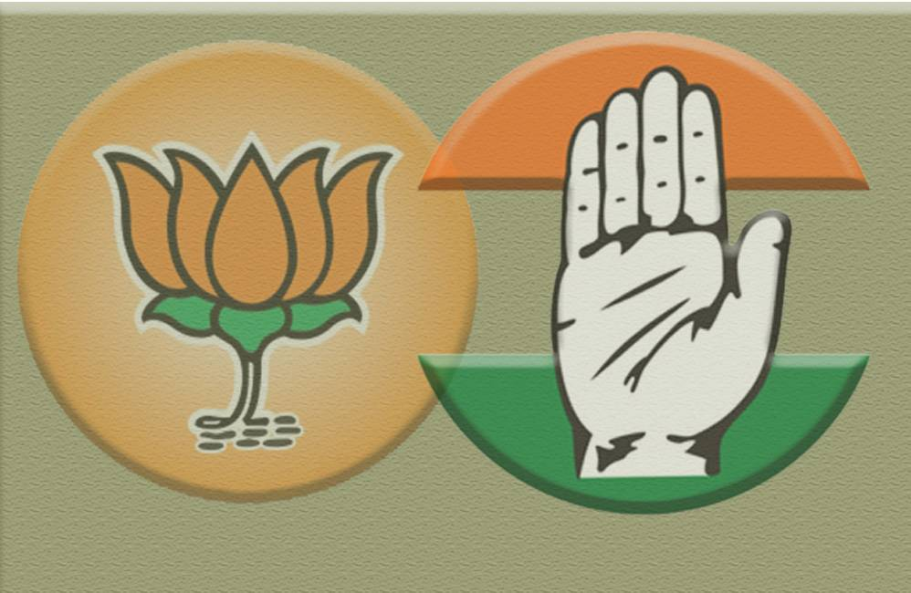 Congress Vs BJP in Himachal Pradesh