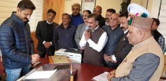 Ban bjp president Satpal Satti's Election rallies