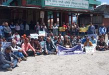 HP Kisan Sangharsh Samiti Protest Against APMC 3