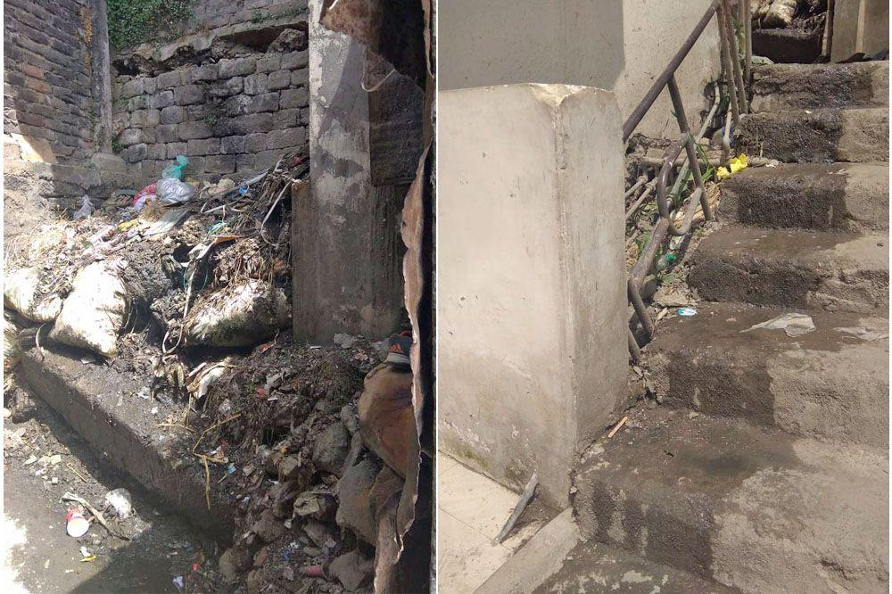 Krishna Nagar Cleanliness issue