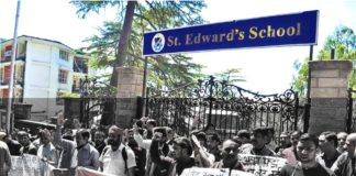 Private schools in Shimla interviewing parents before admission
