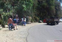 Rain Shelter in BCS Shimla