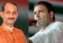 Satpal Singh Satti's abusive remark on rahul gandhi
