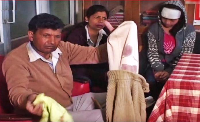 Dalit Family in Shimla's Dhalli beaten