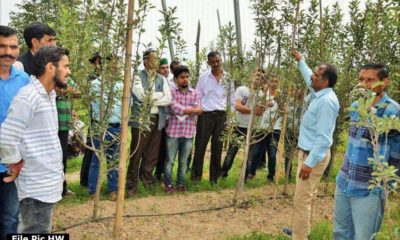 Vocational Training Course on Horticulture Management 2019 e