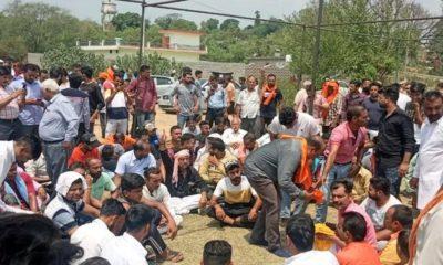una district communal tension