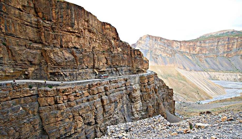 Lahaul-Spiti Roads open