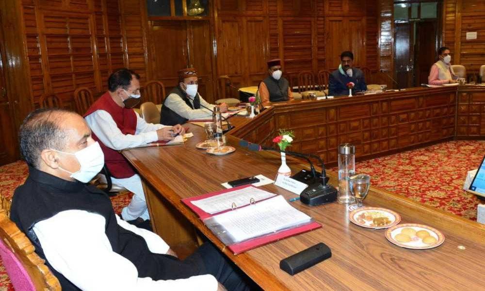 hp cabinet meeting 22 june