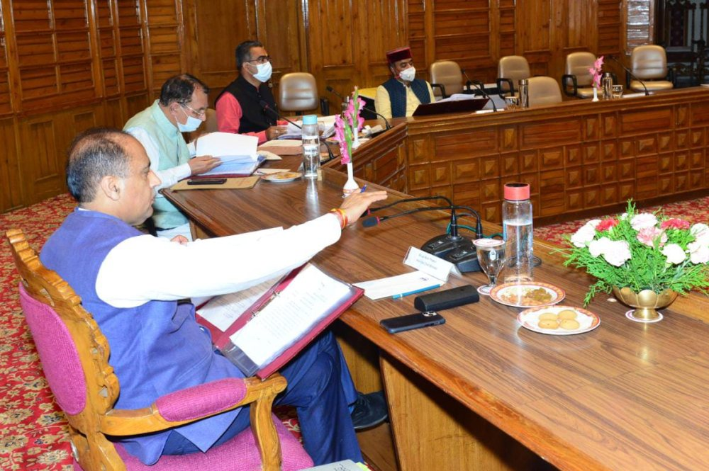 hp cabinet meeting 7 july