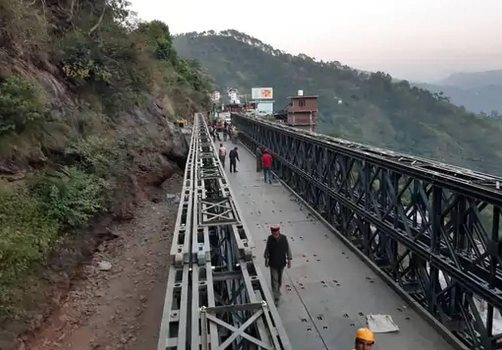NH-205 ghandal vally bridge